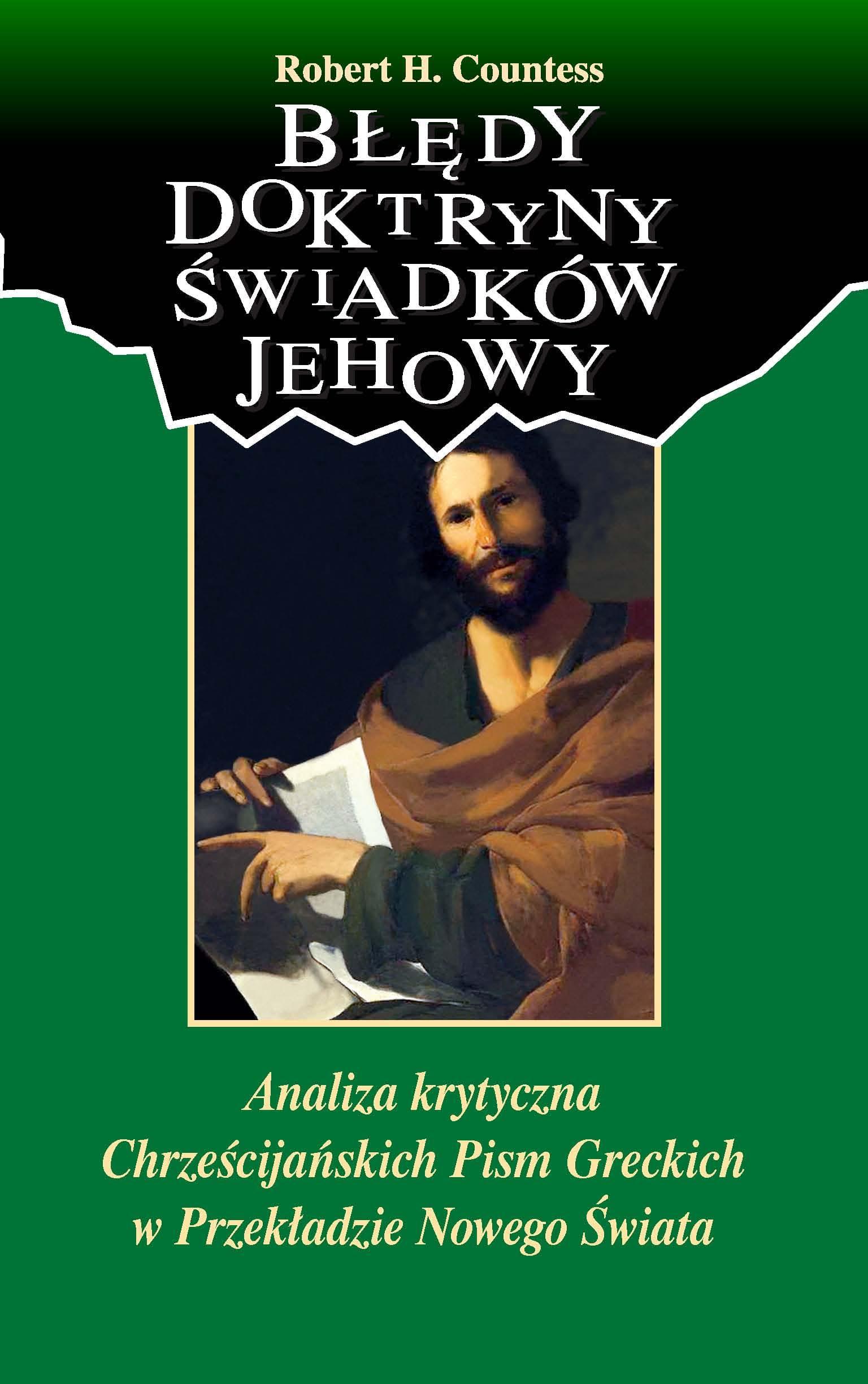 Błędy doktryny Świadków Jehowy