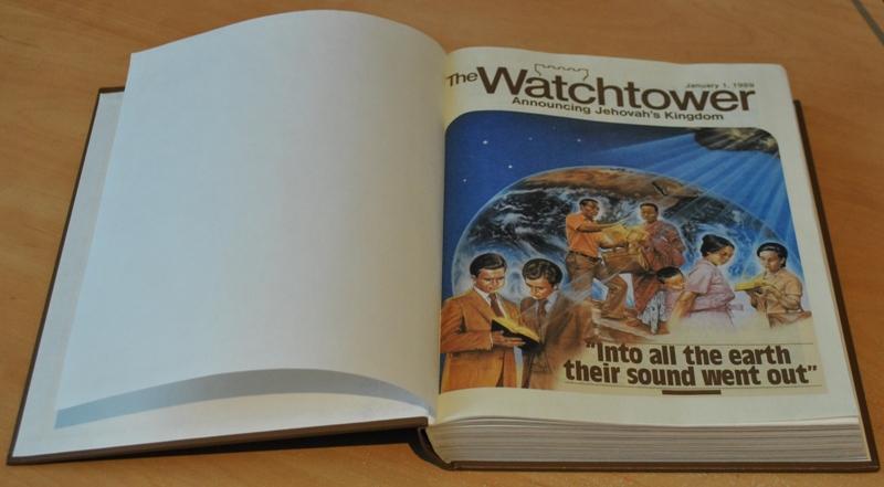Watchtower 1989