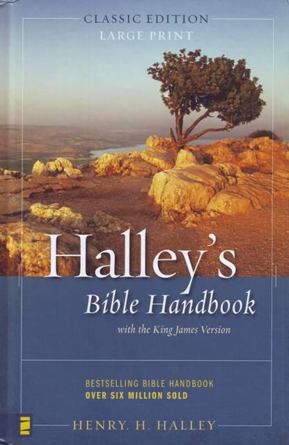 Halley's Bible Handbook'