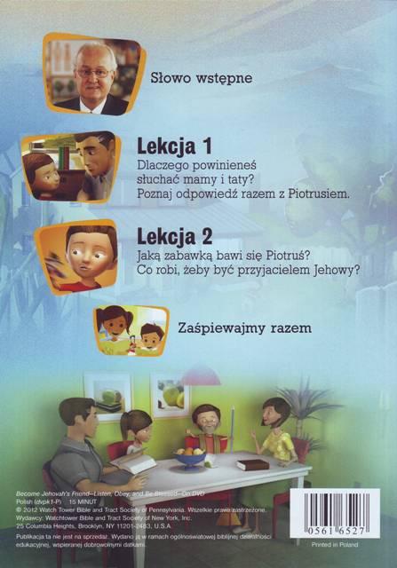 Zostań przyjacielem Jehowy