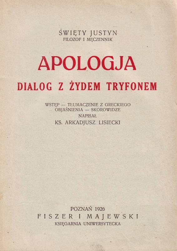 Dialog z Żydem Tryfonem