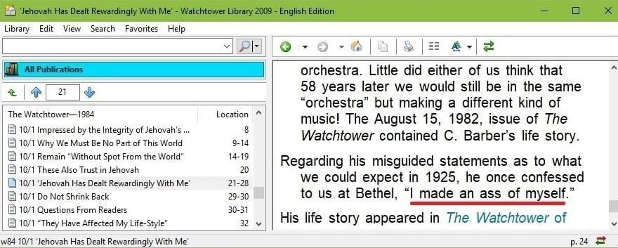Wathtower Library CD
