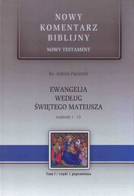Ewangelia wg. św. Mateusza