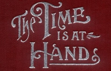 The Time It As Hands