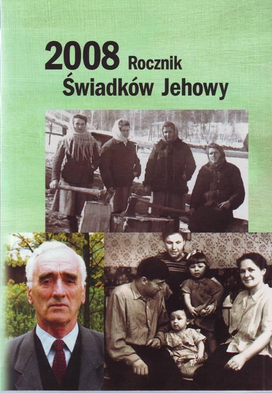 Rocznik Świadków Jehowy 2008