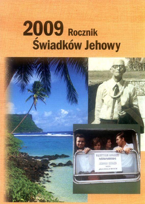 Rocznik Świadków Jehowy 2009