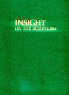 Insight of the Scriptures
