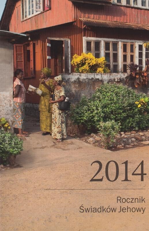 Rocznik Świadków Jehowy 2014