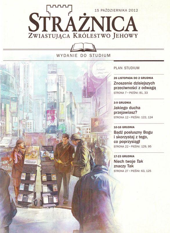 Strażnica 15 października 2012