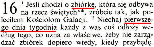Biblia Tysiąclecia wyd.IV