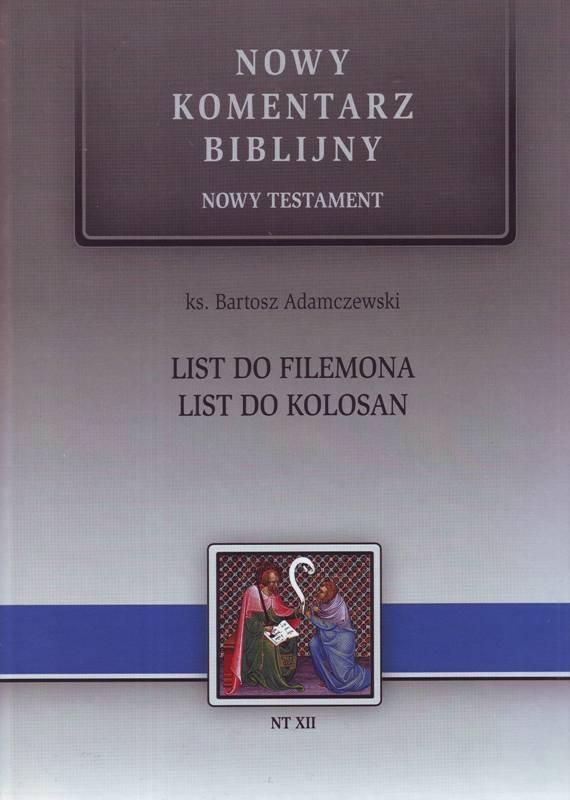List do Filemona, List do Kolosan, Edycja św. Pawła