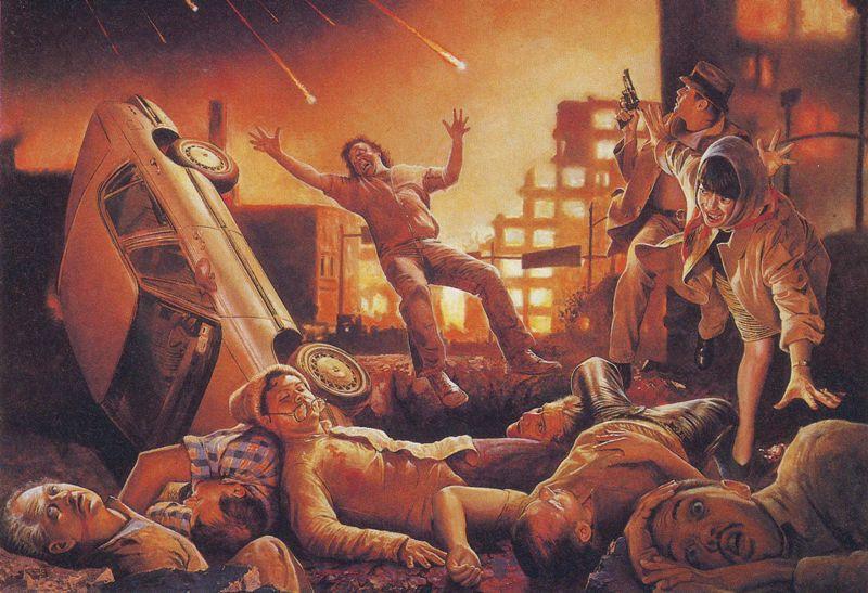 Rzeź w Armagedonie