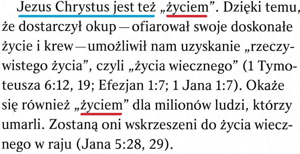 Jezus Droga Prawda Życie