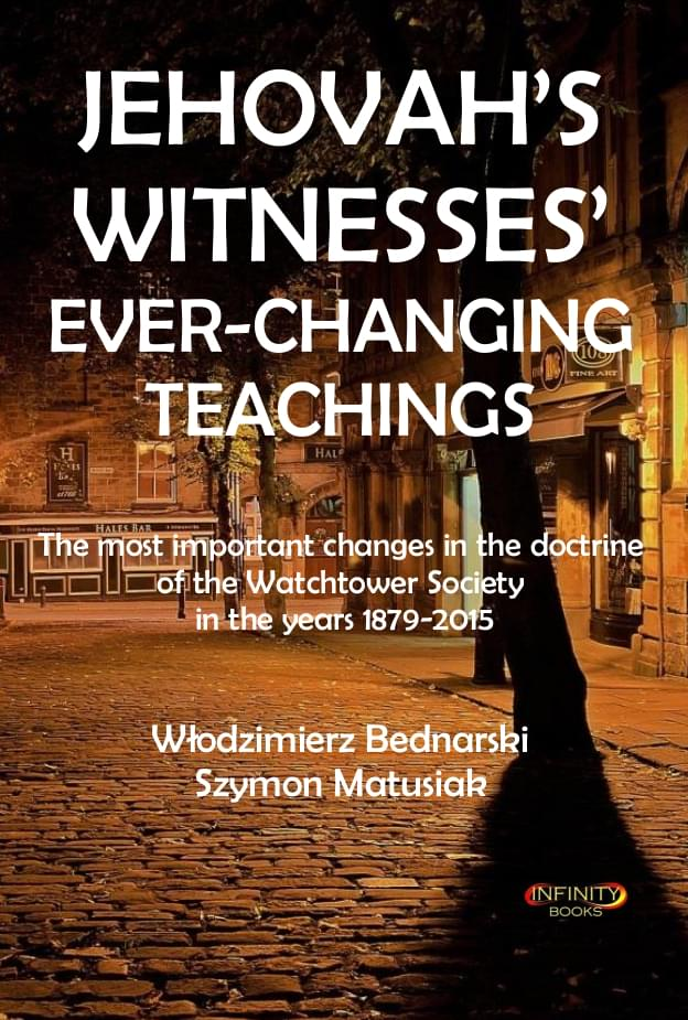Ever-changing teachings of Jehovah's Witnesses