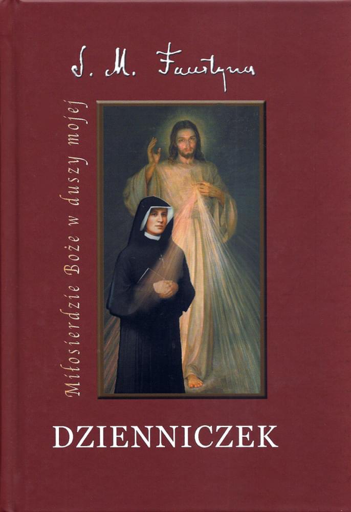 Dzenniczek św. Faustyna Kowalska