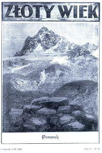 Złoty Wiek 1928 Nr 82