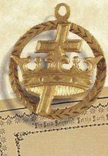 Krzyż w koronie