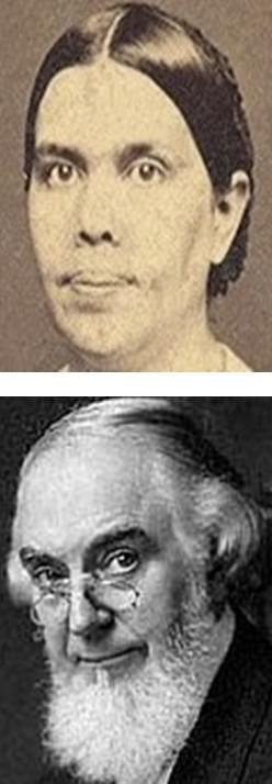 Elen G. White i Charles T. Russell