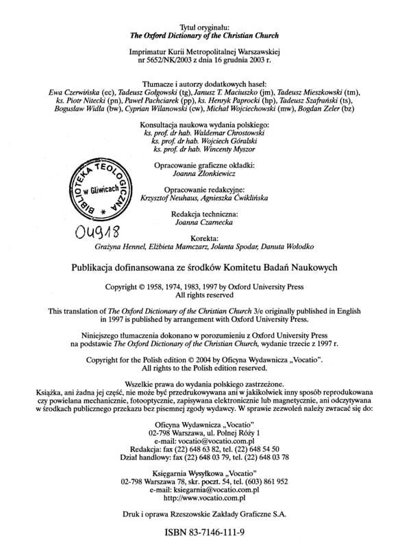 Encyklopedia Kościoła