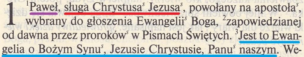 Pismo Święte Starego i Nowego Testamentu Edycja św. Pawła
